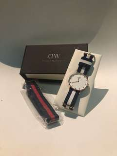 DANIEL WELLINGTON 34mm