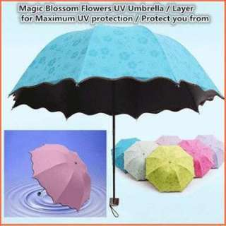 Magic Umbrella Flower Blossom