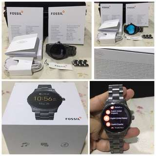 Fossil Q Marshal 2.0 Smartwatch
