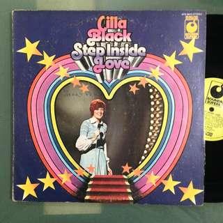 Lp Cilla Black (piring hitam/vinyl)