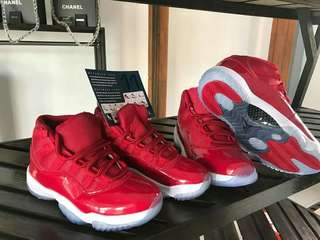 6f1e8d5e0295ec Air Jordan J11  men and women size