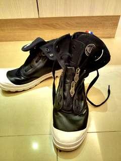 🚚 Palladium 防水靴 多種穿法