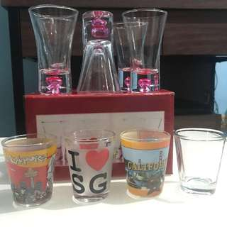 Bundle: Shot Glass (Used as Display Only)