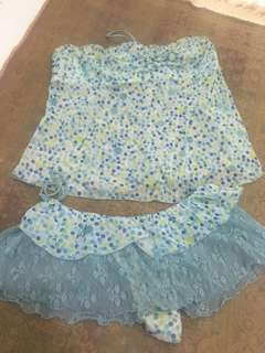 Sorella lingerie set