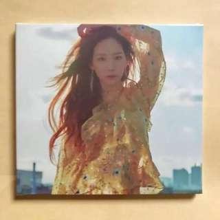 售全新 泰妍stay 日巡限定CD / 少女時代太妍日本演唱會專輯