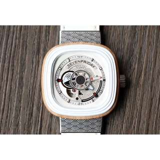 Sevenfriday P1B/ 03 Japan Inspired Off Series