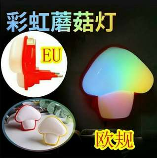 LED Jamur