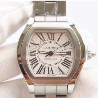 Cartier Roadster Swiss Grade W6206017