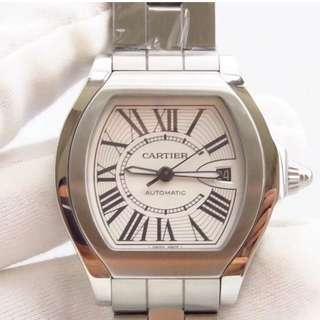 Cartier Roadster Swiss Grade W6206017