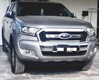 FORD RANGER 2.2 4X4 T7 NEW FACELIFT SAMBUNG BAYAR /  CAR CONTINUE LOAN