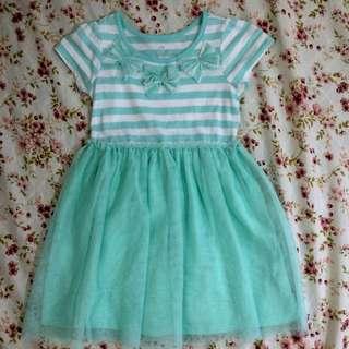 Casual Dress -Mint green