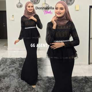 DONNATELLA PEPLUM