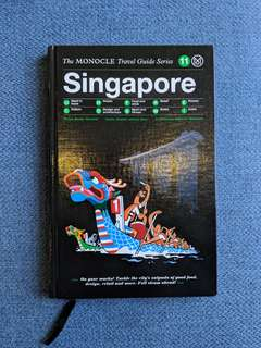 The MONOCLE Travel Guide Series: Singapore
