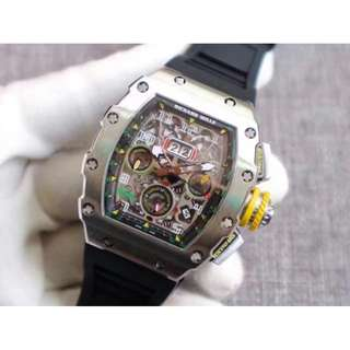 Richard Mille RM011-03 Swiss Engine 7750