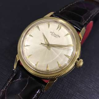 Vintage LeCoultre Watch