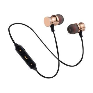🚚 ⭐️BNIB! Champagne Gold colour! TWS Bluetooth wireless earphones for daily use