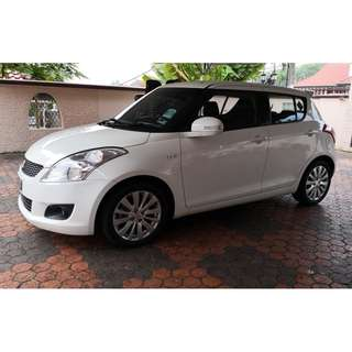 2013 Suzuki Swift 1.4 (A)