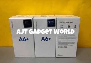 Galaxy A6+ A8+