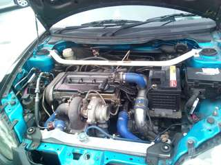 turbo kit campro