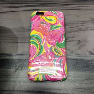 Lily Pulitzer Iphone 6/ 6s case