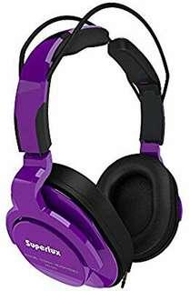 Superlux HD661 Professional Headset!!
