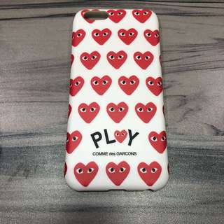CDG Iphone 6/ 6s case