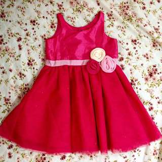 H&M Pink Gown/Dress