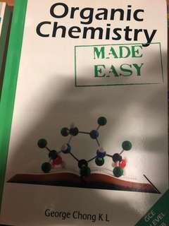 Organic chemistry made easy