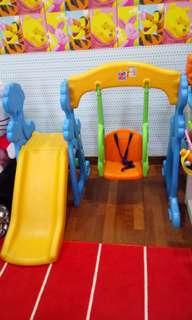 Children's slides。