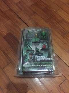Heroclix green lantern corps