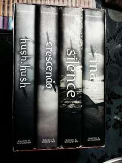 Hush Hush Book Set - Hard Bound