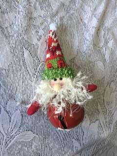 lonceng dekorasi natal / lonceng mainan bayi