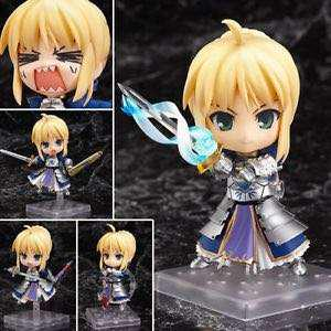 Nendoriod 121 - Saber Super Moveable Edition - BRAND NEW
