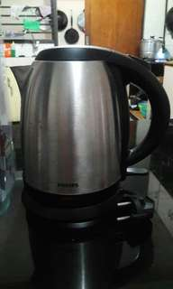 Kettle Philips- Pemanas Air
