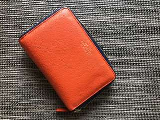 Smythson of Bond St London wallet