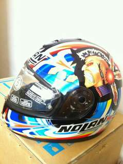 Original NOLAN Moto GP Full Face Helmet