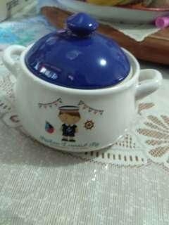 Keramik pot cocok untuk soup atau bubur.