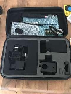 Yi action camera gimbal