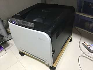 Ricoh duplex color laser printer