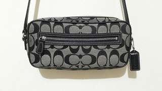 GENUINE COACH SLING BAG PLUS FREE SAC SHOULDER BAG