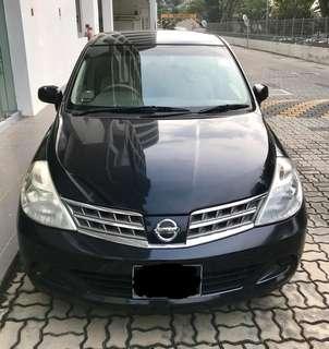Nissan LATIO (HAPPY GRABBER)