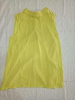 Stabilo yellow top