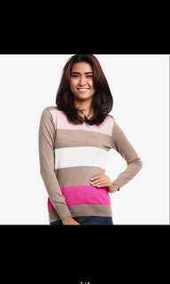 "Sweater ""Renee"" - Choco"