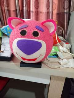 lotso lamp and mini monkey