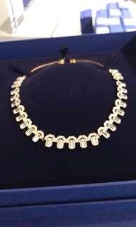 Original Swarovski Diamond Estate Necklace