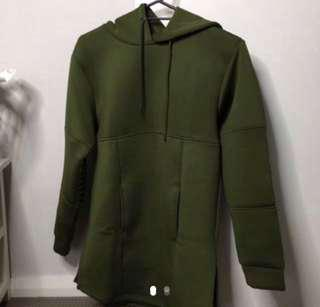 Khaki jumper size small