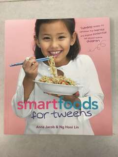 Smart foods for tweens