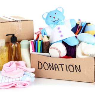 Donate your old stuff/clothes
