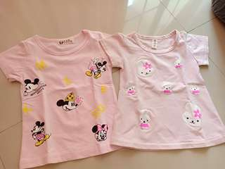 Kaos import anak