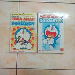 Komik doraemon vol 32 & 41